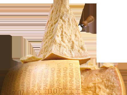 forma di formaggio