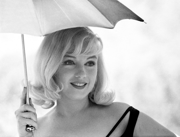 Marilyn Monroe - Photo by Inge Morath,