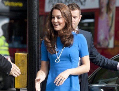 Catherine, the Duchess of Cambridge at the National Portrait Gallery01