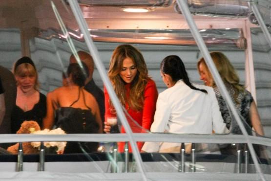Jennifer Lopez festeggia il suo compleanno con Casper Smart03