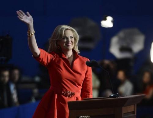 Ann Romney a Tampa 02
