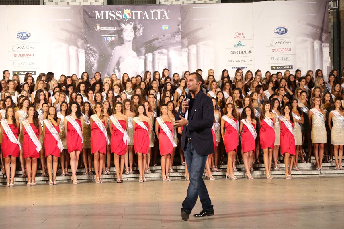 dd200091f2f0d Miss Italia  domenica i nomi delle 101 finaliste