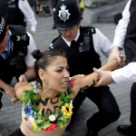 Femen Londra 02