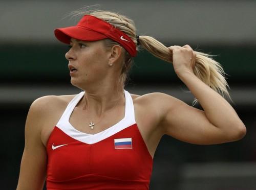 Maria Sharapova non giocherà gli Us Open: infortunio alla spalla