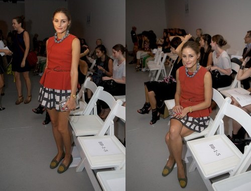 Olivia Palermo New York Fashion week 02