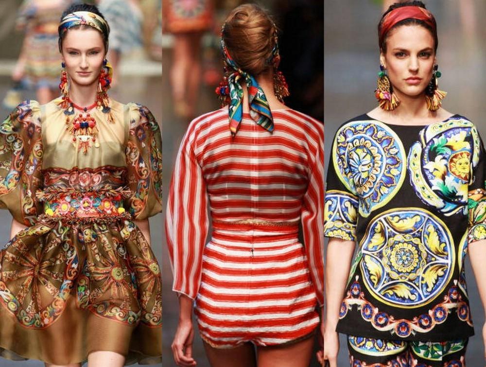 Dolce & Gabbana tendenze 2013 04