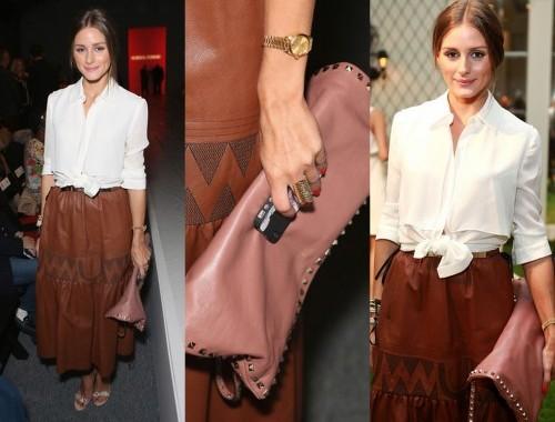 Olivia Palermo New York Fashion week 05