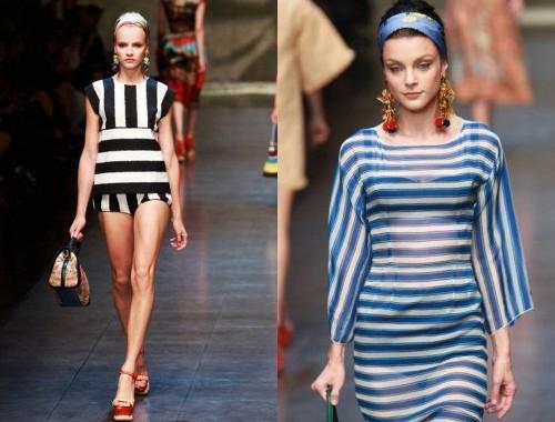 Dolce & Gabbana tendenze 2013 01