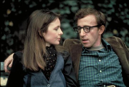 Frame del documentario di Robert Weide su Woody Allen 09