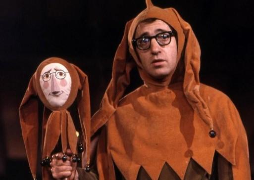 Frame del documentario di Robert Weide su Woody Allen 02