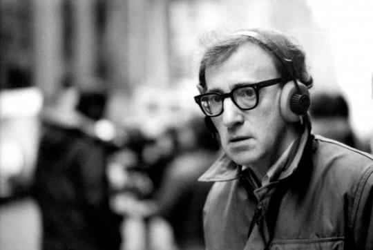 Frame del documentario di Robert Weide su Woody Allen 03