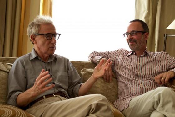 Frame del documentario di Robert Weide su Woody Allen 04