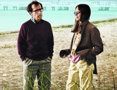 Frame del documentario di Robert Weide su Woody Allen 05
