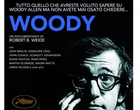 Frame del documentario di Robert Weide su Woody Allen 07