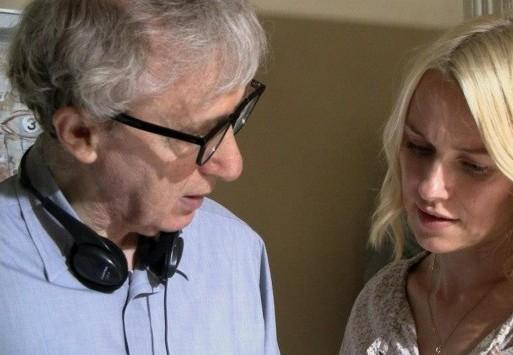 Frame del documentario di Robert Weide su Woody Allen 08