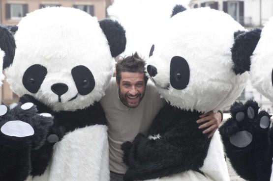Incontra i Panda, lancio di Global Pambassador 201204