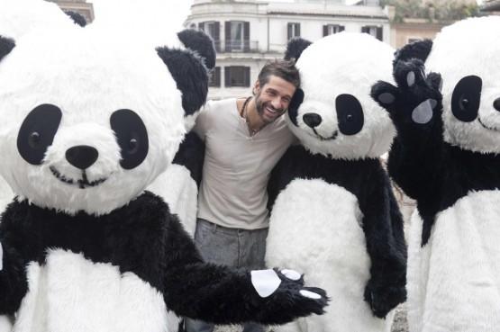 Incontra i Panda, lancio di Global Pambassador 2012 03