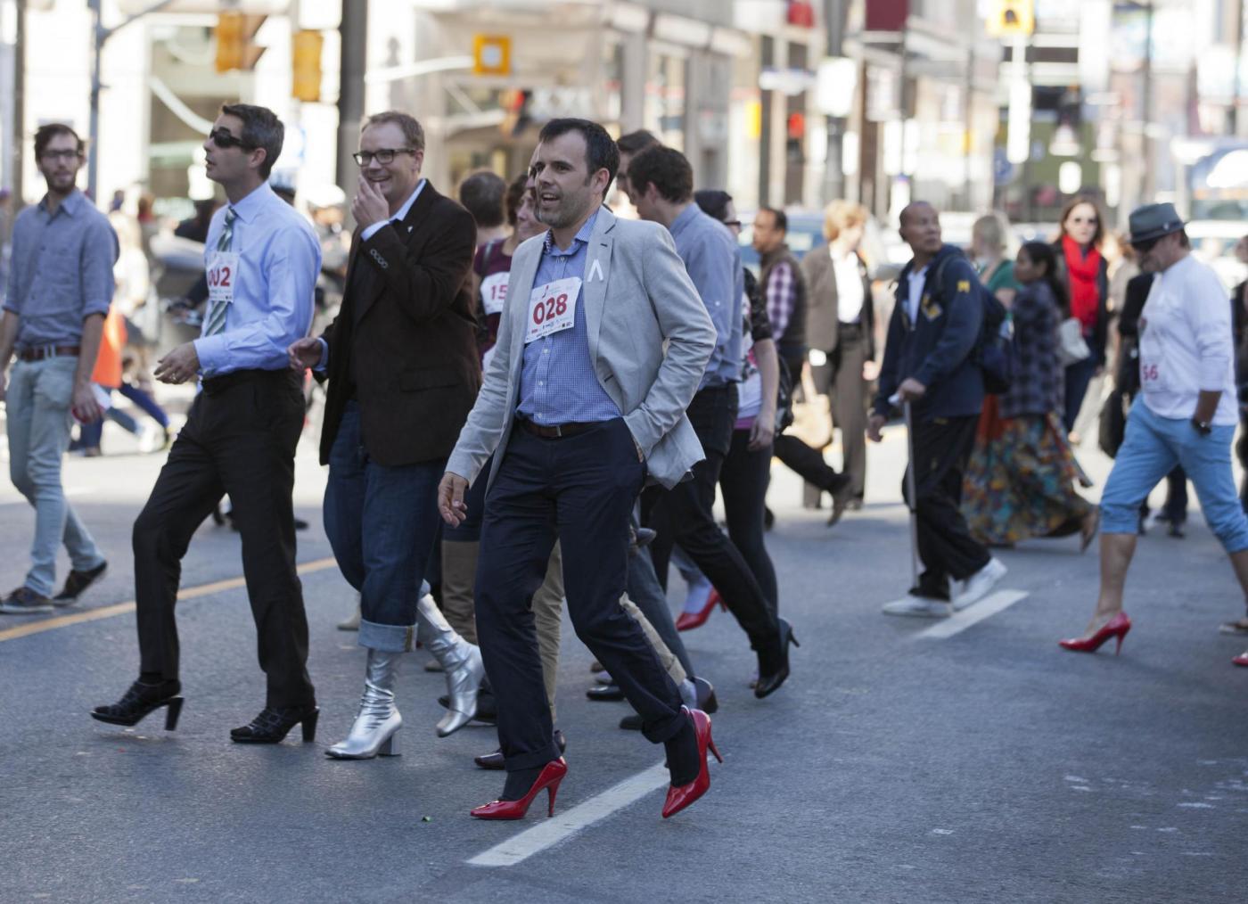 Canada.Maratona sui tacchi04