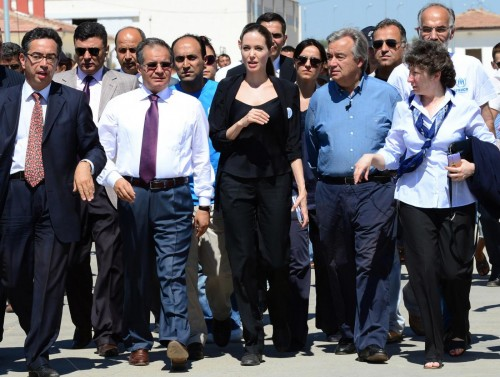 Angelina Jolie in Turchia 01