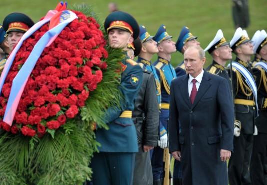 Russia, rievocazione storica della battaglia di Borodino08