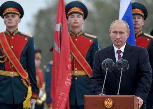Russia, rievocazione storica della battaglia di Borodino07