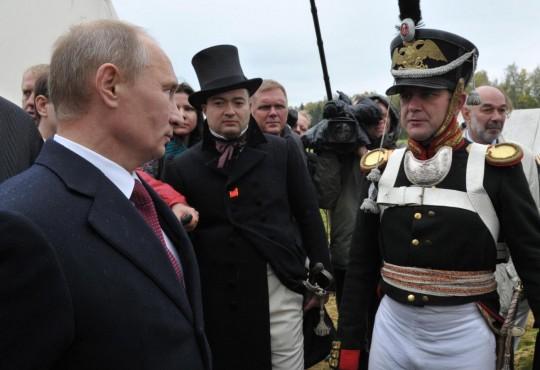 Russia, rievocazione storica della battaglia di Borodino02