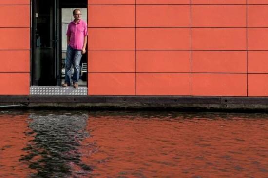 Polonia, la casa ultra-lusso è galleggiante 01