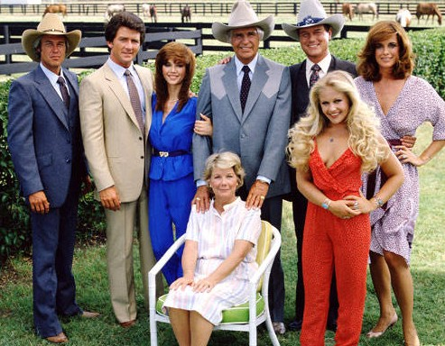 cast Dallas