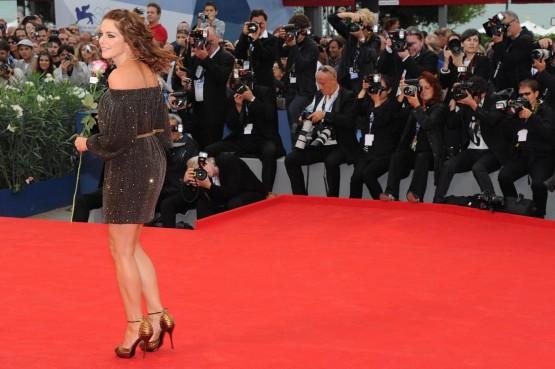 """Red carpet del film """"The master"""" - - 69° Mostra del cinema di Venezia"""