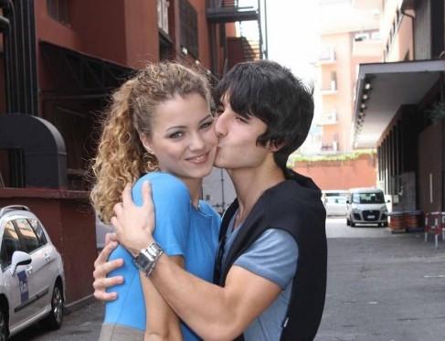 bda37c039eaeb Giusy Buscemi e Giuseppe  la prima uscita con il fidanzato di Miss Italia