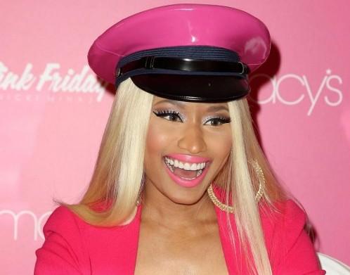 New York, Nicki Minaj lancia il suo profumo 'Pink Friday'03