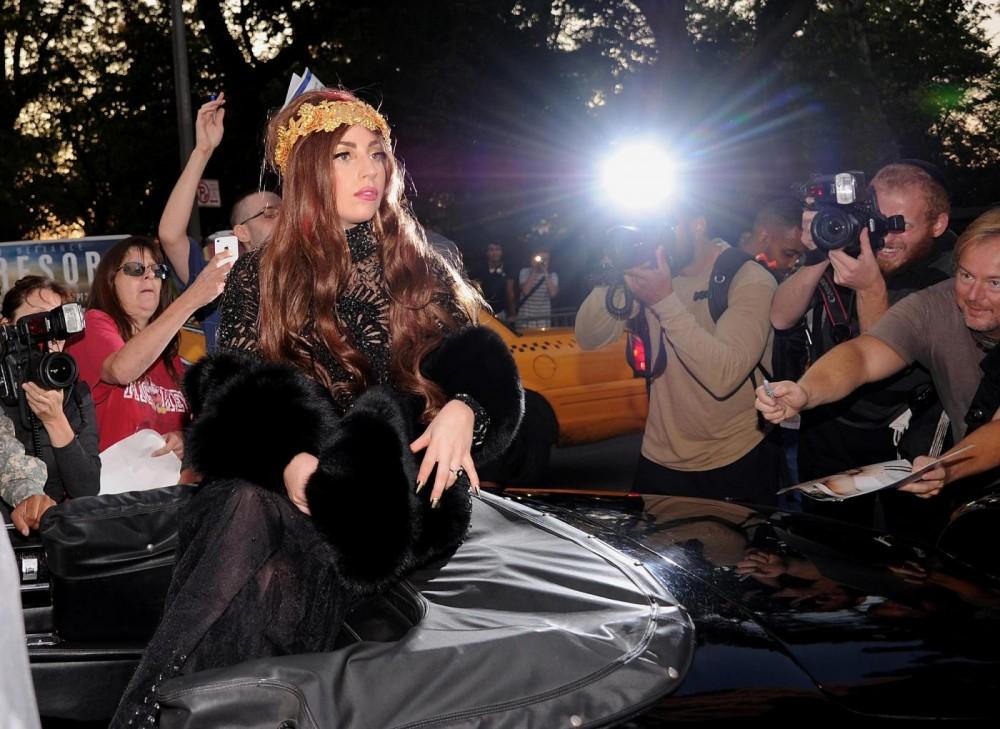 Lady Gaga lancio Fame 06