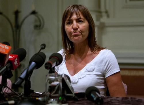 Renata Polverini dimissioni