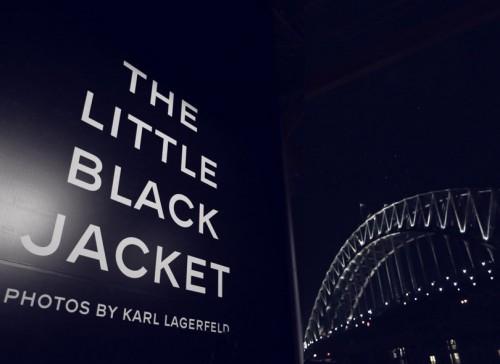 The little black jacket Chanel
