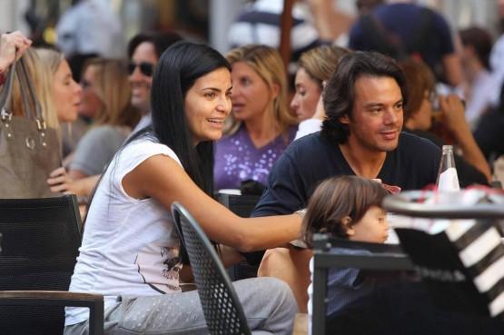 Erminia Castriota con il marito Tommaso Bendoni 06