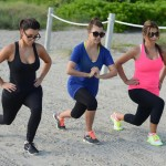 Kim Kardashian e Kourtney Kardashian a Miami Beach01