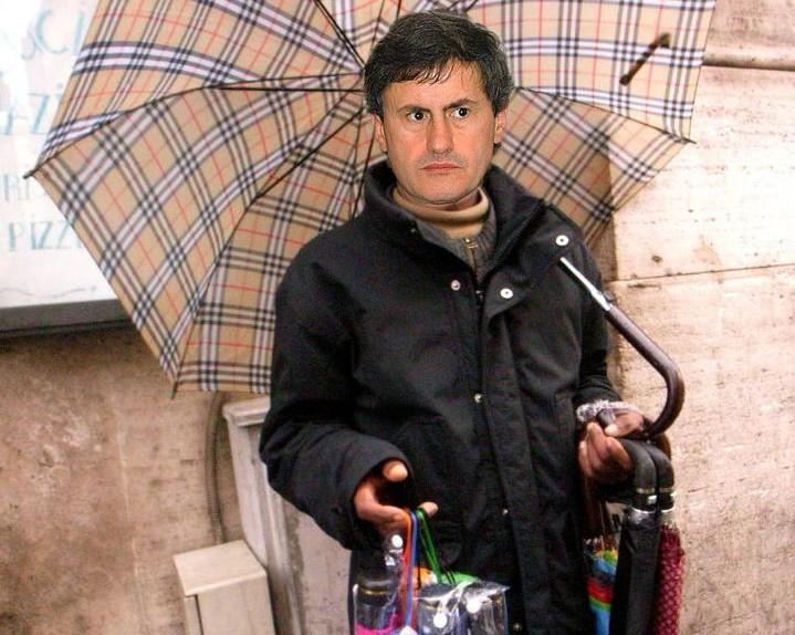 alemanno pioggia ombrelli