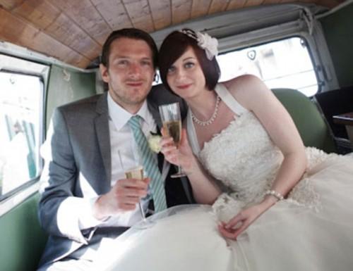 Jeremy ed Emily Forrest