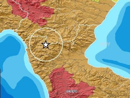 terremoto Pollino Calabria
