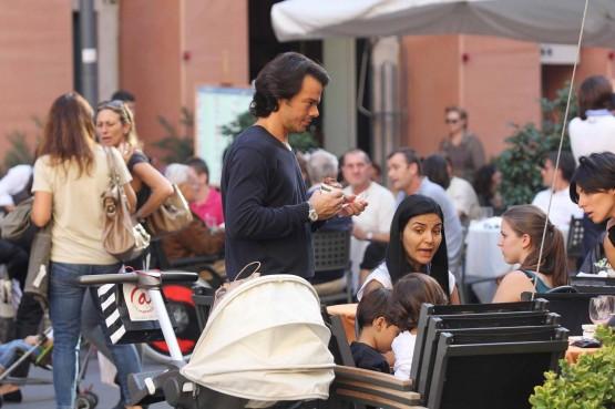 Erminia Castriota con il marito Tommaso Bendoni 01