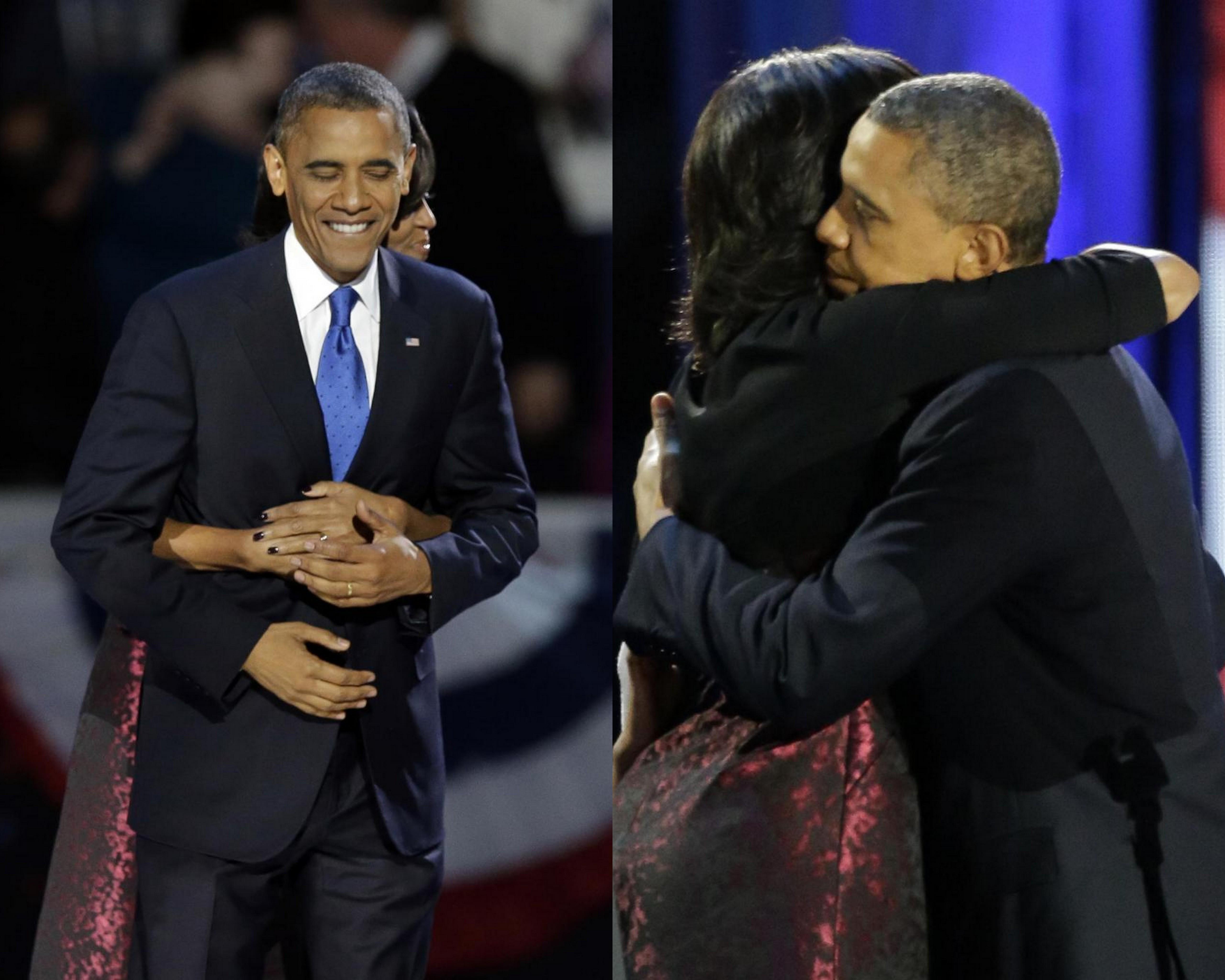 Barack Obama rieletto Presidente 2012 02