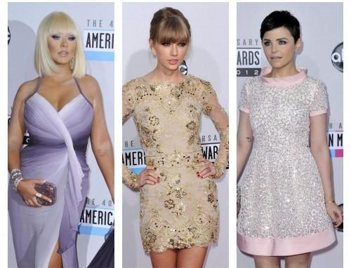 American Music Awards 2012 01