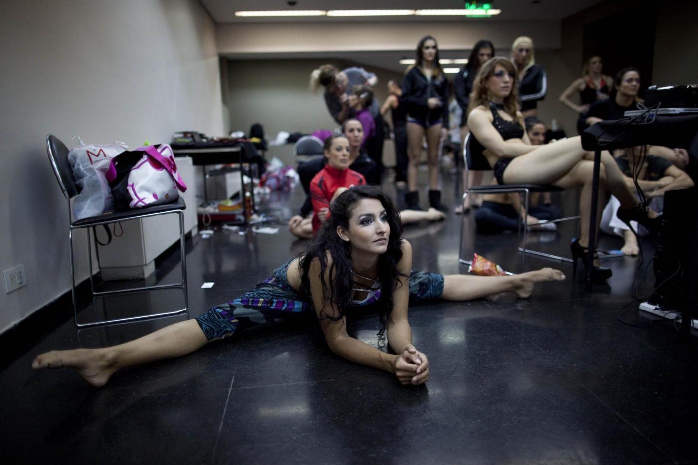 Argentina, campionato di Miss Pole Dance Sud America 201201