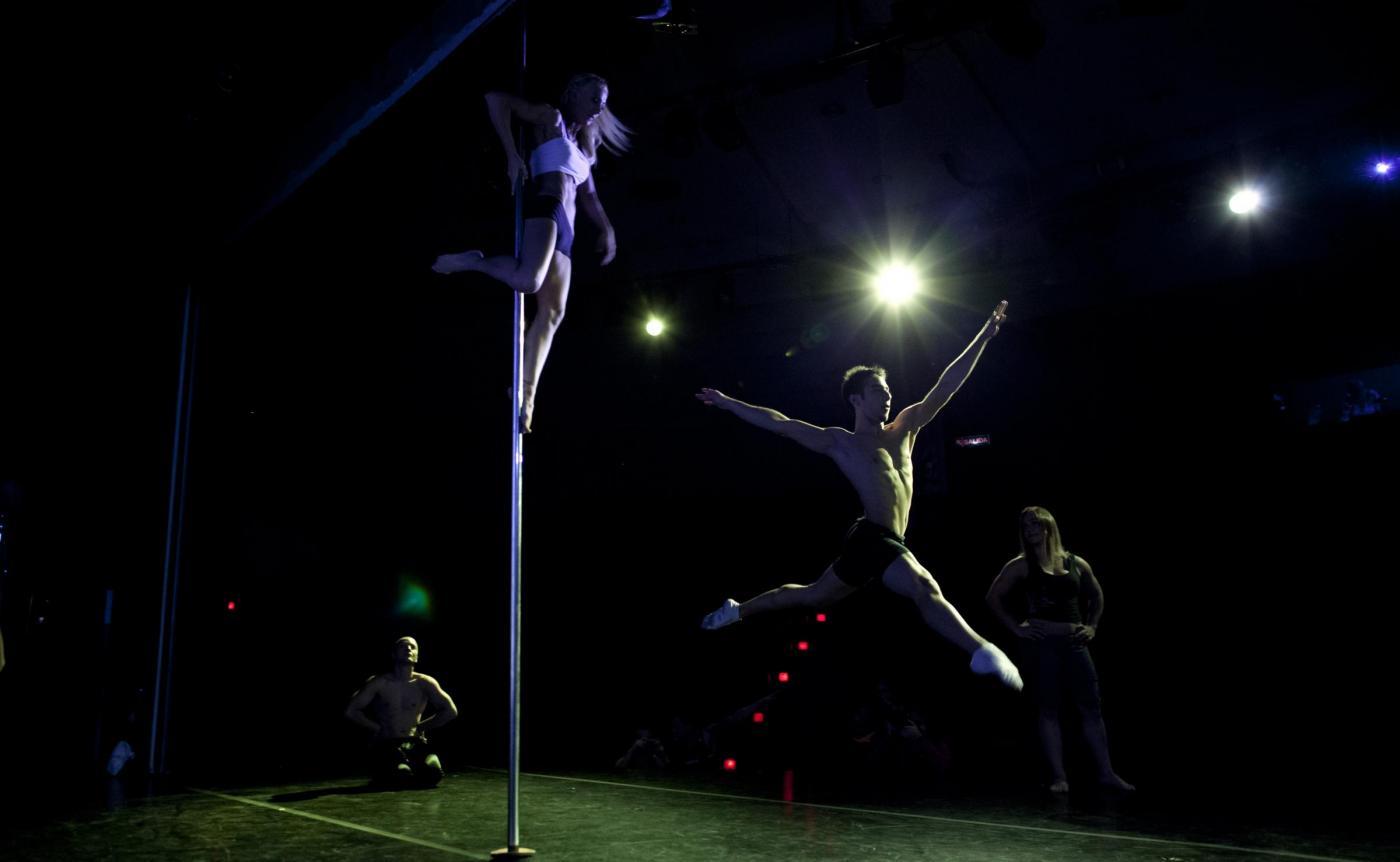 Argentina, campionato di Miss Pole Dance Sud America 2012 02