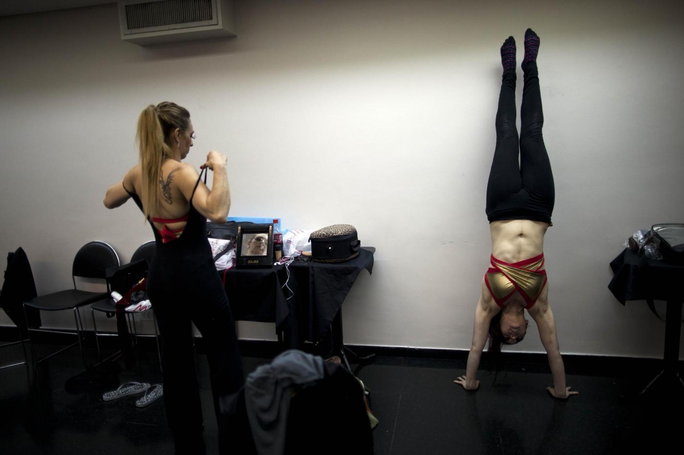 Argentina, campionato di Miss Pole Dance Sud America 2012 03