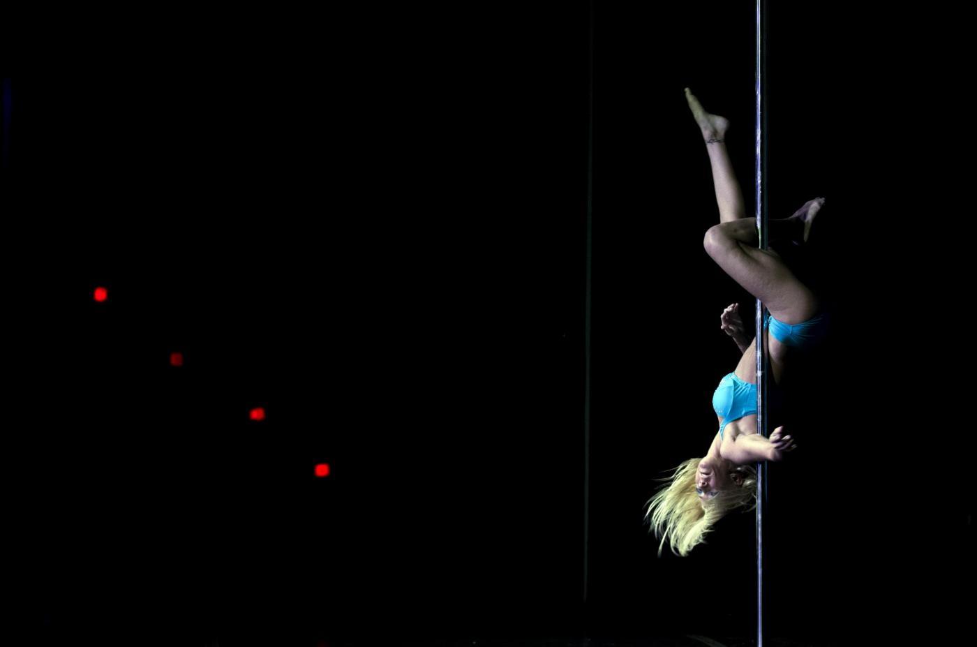 Argentina, campionato di Miss Pole Dance Sud America 2012 08
