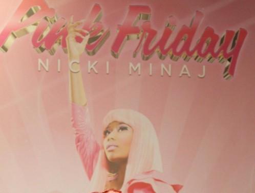 Nicki Minaj al lancio del suo nuovo profumo04