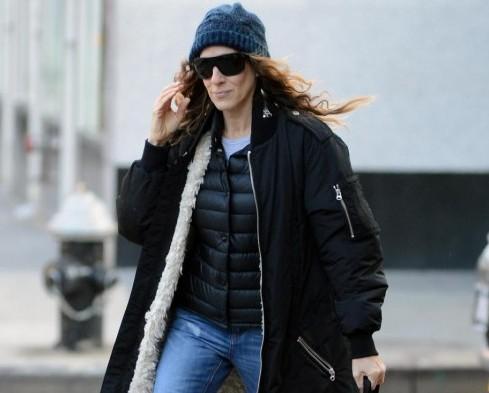 Sarah Jessica Parker a passeggio01