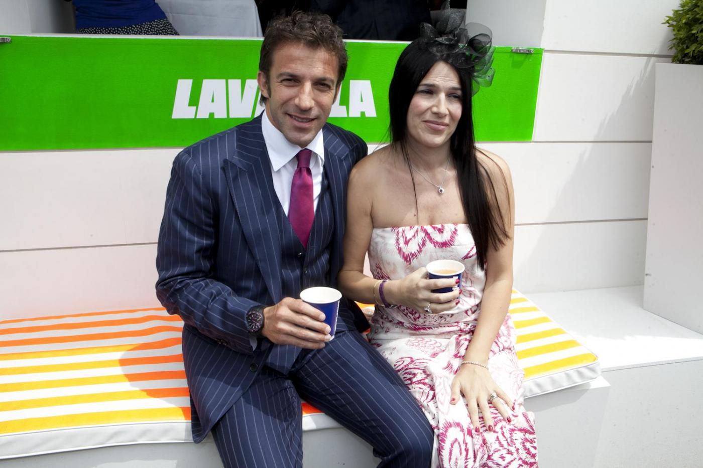 Alessandro Del Piero alla 'Emirates Melbourne Cup 2012' 01