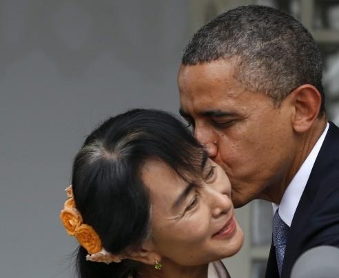 US President Barack Obama visits Myanmar03